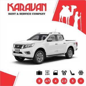 Nissan Navara / Pick up cars for rent in Baku, Azerbaijan