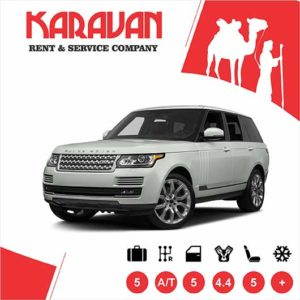 Range Rover / SUV class auto rental Baku