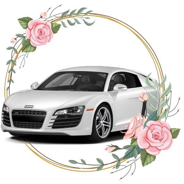 Audi R8 / wedding cars in Baku by Karavan Rent a car