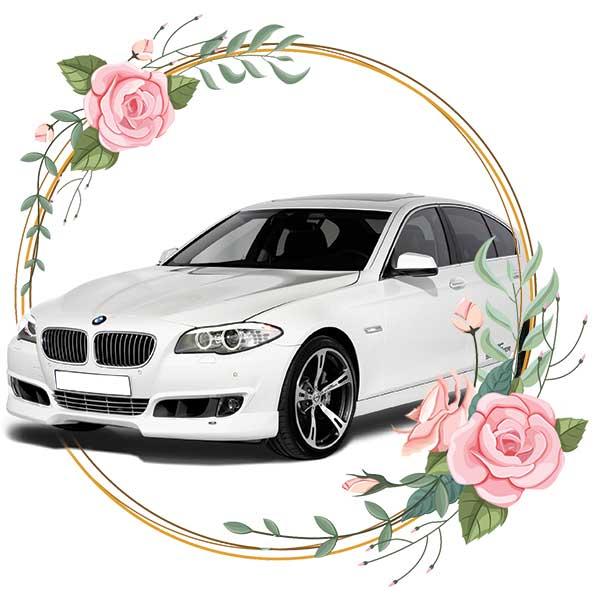 BMW F10 / wedding cars in Baku by Karavan Rent a car