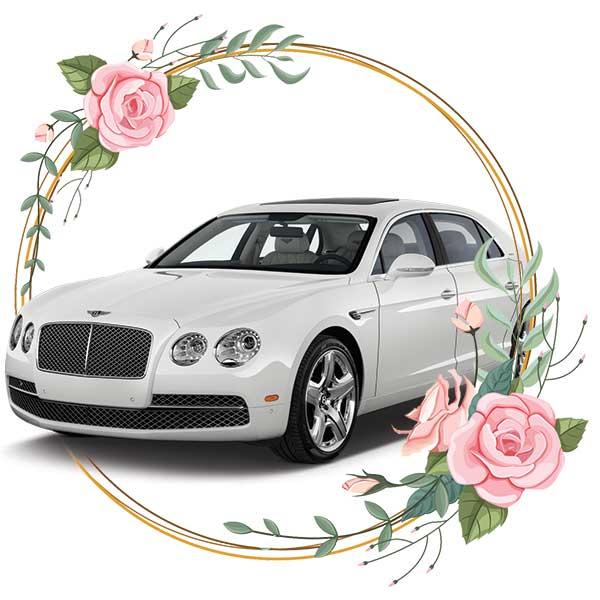 Bentley Continental / wedding cars in Baku by Karavan Rent a car