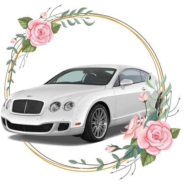 Bentley Coupe / wedding cars in Baku by Karavan Rent a car