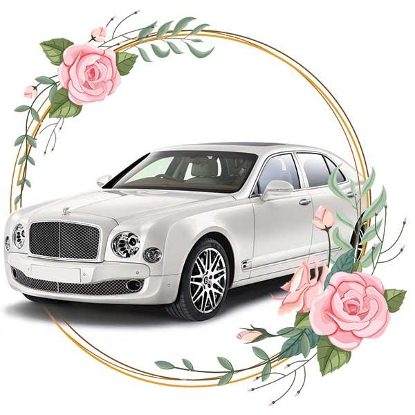 Bentley Mulsanne / wedding cars in Baku by Karavan Rent a car