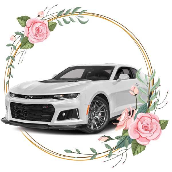 Chevrolet Camaro 2018 / wedding cars in Baku by Karavan Rent a car