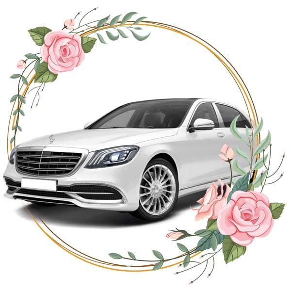 Mercedes Maybach / wedding cars in Baku by Karavan Rent a car