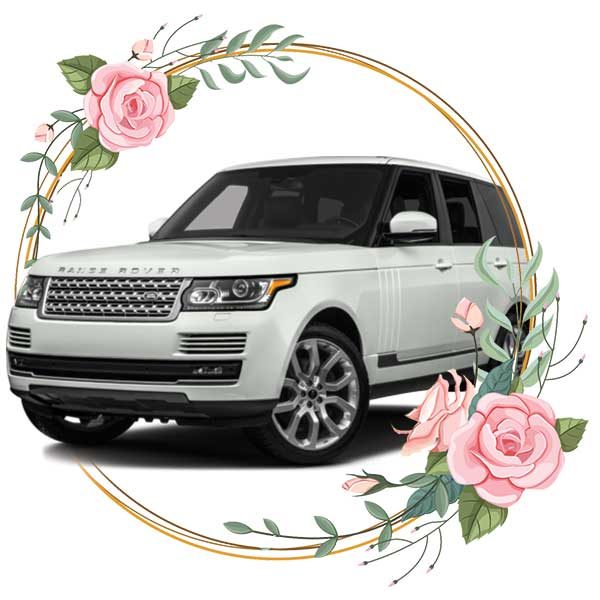 Range Rover Vogue / wedding cars in Baku by Karavan Rent a car