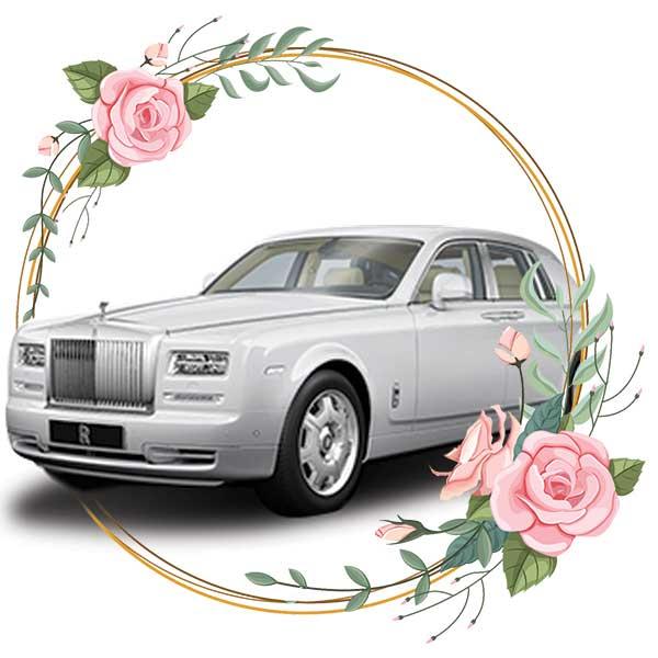 Rolls Royce Phantom / wedding cars in Baku by Karavan Rent a car
