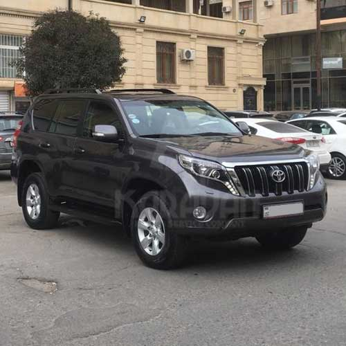 Toyota Prado / 23022019 / rent a car Baku / arenda masinlar / прокат авто в Баку